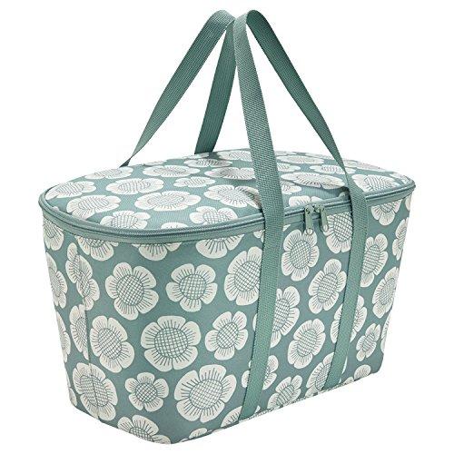 Reisenthel coolerbag Bloomy, Polyester, Mint Grün 44.5 x 25 cm