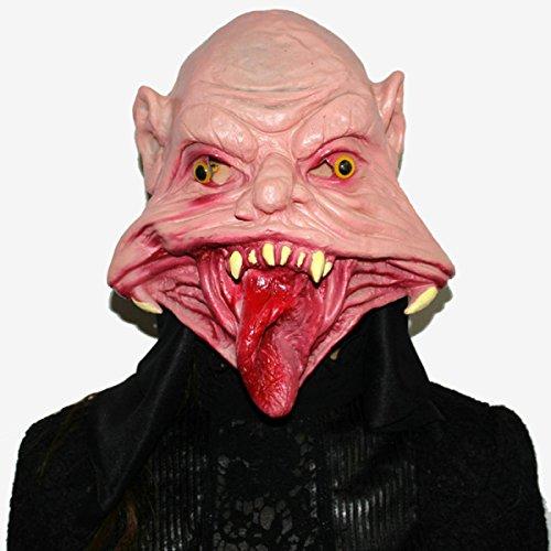 or Angst Horror Ganz Parodie Beängstigend Ganz Spiel Tarnung Lustig,12 (Lustig, Beängstigend Masken)