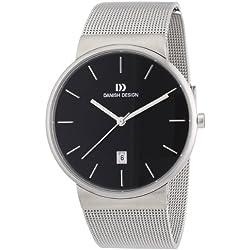 Danish Design Herren-Armbanduhr XL Analog Quarz Edelstahl 3314409