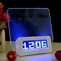 ZML Moderne Minimalistische Smart LED Kreative Mode Message Board Multifunktions Wecker Elektronische Leucht Thermometer... preisvergleich bei billige-tabletten.eu