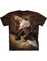 The Mountain Unisexe Enfant Aigle De Liberté T Shirt