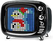 Divoom 840500101490 Pixel Art Speakers - Black (Pack of 1)