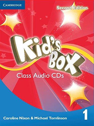 Kid's Box Level 1 Class Audio CDs (4) Second Edition - 9781107647527