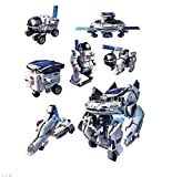 #9: Educational 7 in 1 Educational Solar Space Fleet Game for Learning Purpose (7 in 1)
