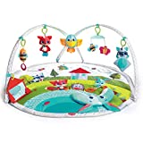Tiny Love Dynamic Gymini, Baby Play Mat and Activity Gym with Music