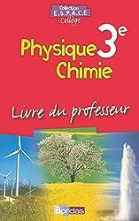 E.S.P.A.C.E 3e  Livre du professeur