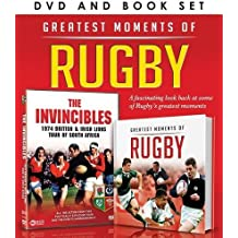 Great Moments of Rugby (DVD/Book Gift Set) by Ian Welch (15-Sep-2014) Hardcover
