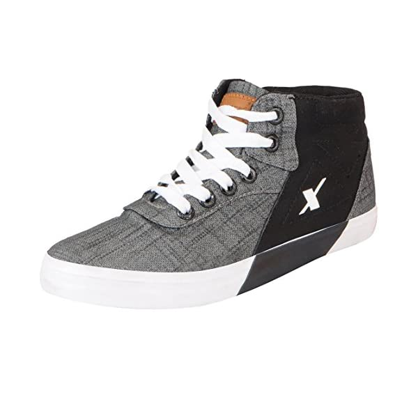 Sparx-Mens-Canvas-High-Ankle-Sneakers