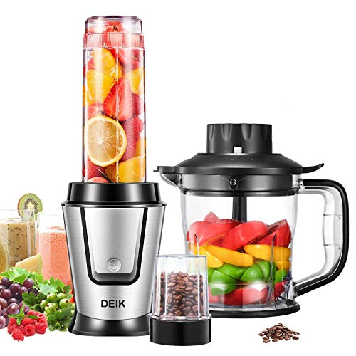 Deik Mixeur, Blender, Smoothie Blender, Mixeur...