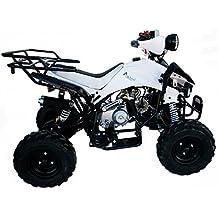 KENROD Quad 125 cc ATV-4 Ruote Moto Quad Benzina Quad ATV Benzina: Bianco