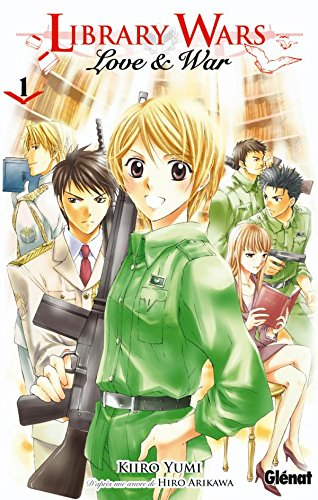 Library Wars - Love & War Vol.1 par ARIKAWA Hiro