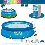 Intex-56409fr-piscine-kit piscine easy set 4m57 x...