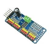 TOOGOO 16 Kanal PWM/Servo Treiber IIC Schnittstelle-PCA9685 Fuer Arduino Oder Raspberry Pi Schild Modul Servo Schild