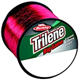 Berkley Trilene Big Game 15LB 0.30MM 1000M rot