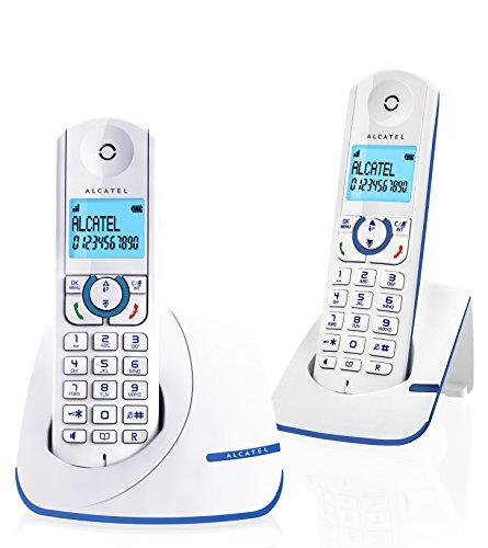 Alcatel F390 Duo - Telefono cordless