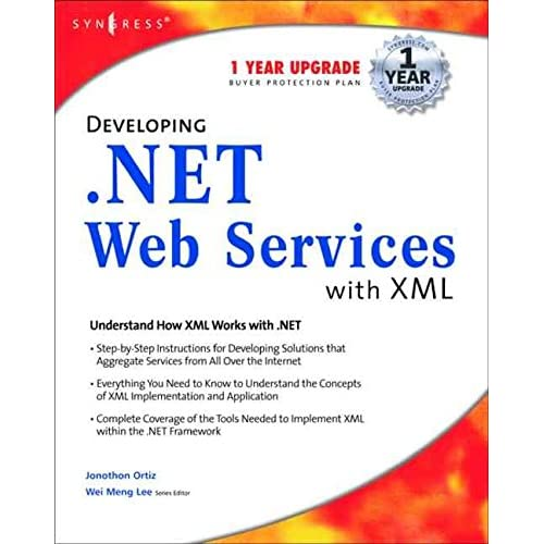 [(Developing .NET Web Services with XML)] [By (author) Syngress Media] published on (September, 2002)
