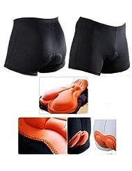 Jaggad Boxer 3D COOLMAX rembourré, absorbant et ultraléger
