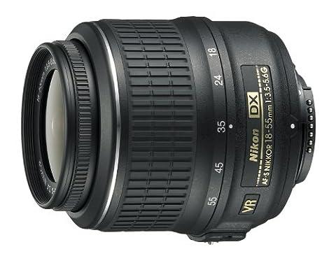 Nikon Zoom 3x AF-S DX Nikkor 18-55 mm f/3,5-5,6G