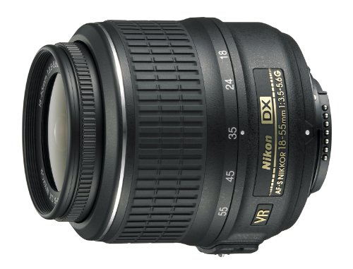 Top Nikkor Lens AFS DX 18-55 mm f/3.5-5.6G VR Special