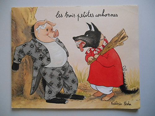 Les trois petites cochonnes / Stehr / Réf42951