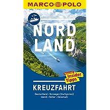 MARCO POLO Reiseführer Nordland Kreuzfahrt: Der perfekte Begleiter für die Nordland-Kreuzfahrt mit Insider-Tipps und zwei Fa