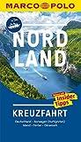 MARCO POLO Reiseführer Nordland Kreuzfahrt: Der perfekte Begleiter für die Nordland-Kreuzfahrt mit Insider-Tipps und zwei Fa - MARCO POLO