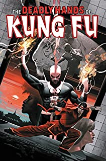 Deadly Hands of Kung Fu Omnibus Vol. 2 (1302901346) | Amazon Products
