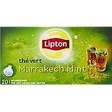Lipton - Thé - Boîte de 20 Mousselines de thé Lipton - PQT.20 MOUSSELINETHE MARRAKECH