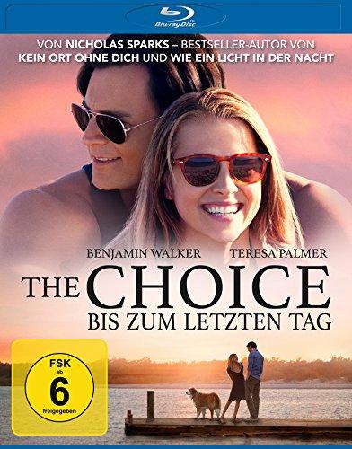 The Choice - Bis zum letzten Tag [Blu-ray] (Nicholas Sparks-film-dvd)