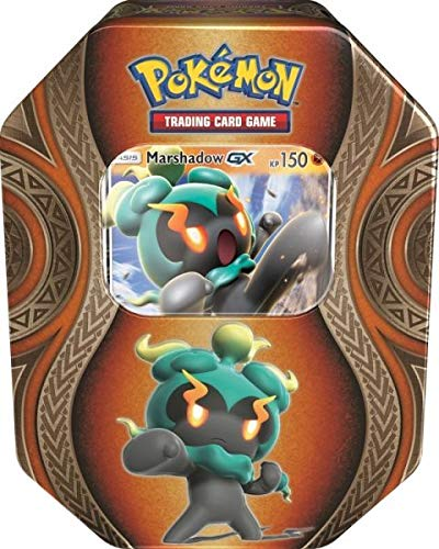 31 Company International 25931-PKM Tin 70 Marshadow GX, bunt ()