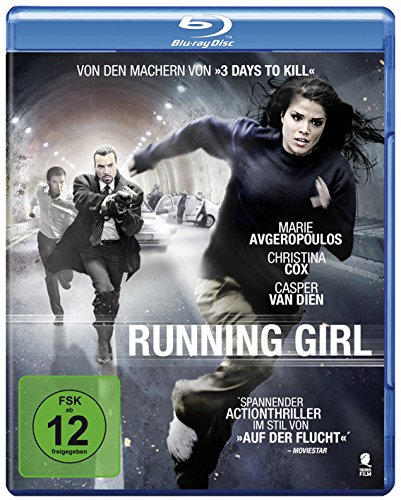 Running Girl [Blu-ray]
