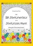 Cover of: Mit 50 Notenwitzen zum Notenleseprofi - Ein Rätselheft für alle, zum Ausfüllen und Eintragen der Notennamen (Violinschlüssel) (MN 12061a) | Alexandra Fink