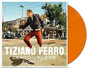 Lento-Veloce Remixes con Busta Interna 4 Colori e Vinile Colorato Arancione - Edizione Limitata e Numerata In 2050 Copie