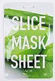 Kocostar aloe slice Mask–contiene 12cerotti