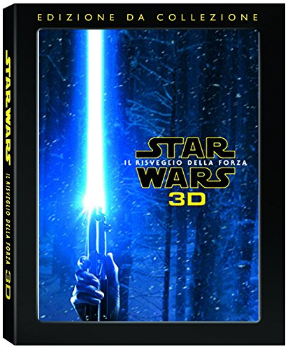Star Wars Il Risveglio Della Forza 3D (3 Blu-Ray);Star Wars - The Force Awakens