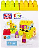 Mega Bloks First Builders ABC Spell School Bus