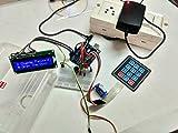 Robozz Lab Password Based Door Lock Security System Using Arduino UNO