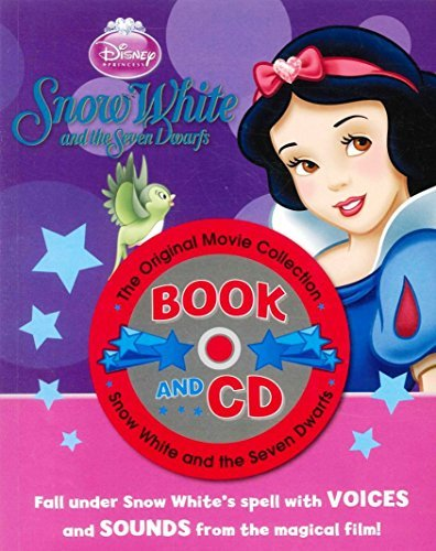 Walt Disney's Snow White and the seven dwarfs.