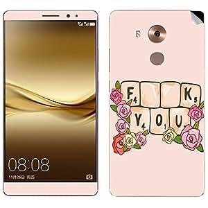 Theskinmantra F__k You Huawei Mate 8 mobile skin