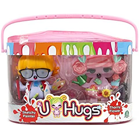 U-Hugs UHU16300 - Bambola Flower e