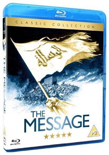 Bild von The Message (Blu-ray) [DVD] [UK Import]