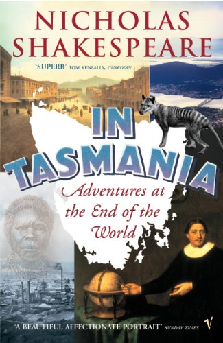 In Tasmania: Adventures at the End of the World (English Edition) (Map-tasmanien)