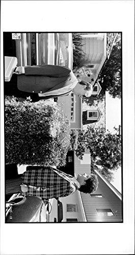 vintage-photo-de-michael-john-mckean-et-gary-michael-cole-en-scne-un-film