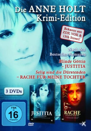 Die Anne Holt Krimi Edition (3 DVDs)