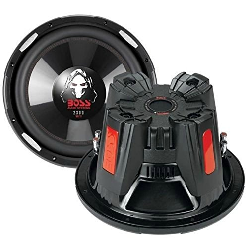 Baldessarini SUB SUBWOOFER BOSS Audio System P126DVC VON 30,00 cm 300 MM 12