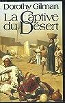 La captive du désert par Gilman