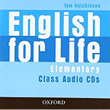 English for Life Elementary: Class Audio CDs