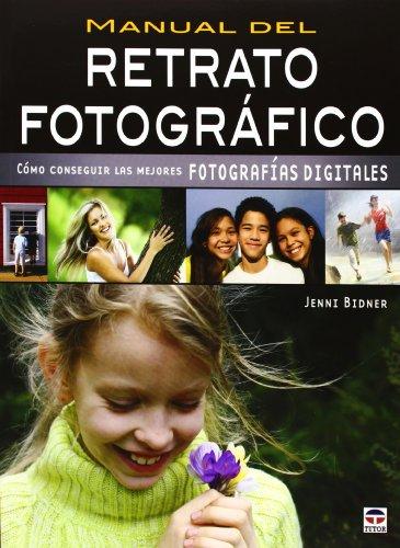 Descargar Libro Manual Del Retrato Fotográfico de Jenni Bidner