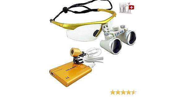 Occhialini ingrandimento per dentale per dentista occhialini