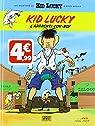 Aventures de Kid Lucky d'après Morris  - tome 1 - L'Apprenti Cow-boy par Achdé